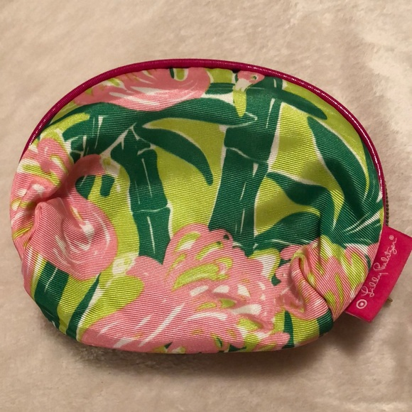 Lilly Pulitzer for Target Handbags - Lilly Pulitzer small zipper case made for target